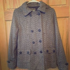 NWT MAURICES WOMENS COAT SIZE MEDIUM